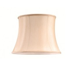 Textured Cream Fabric Shade